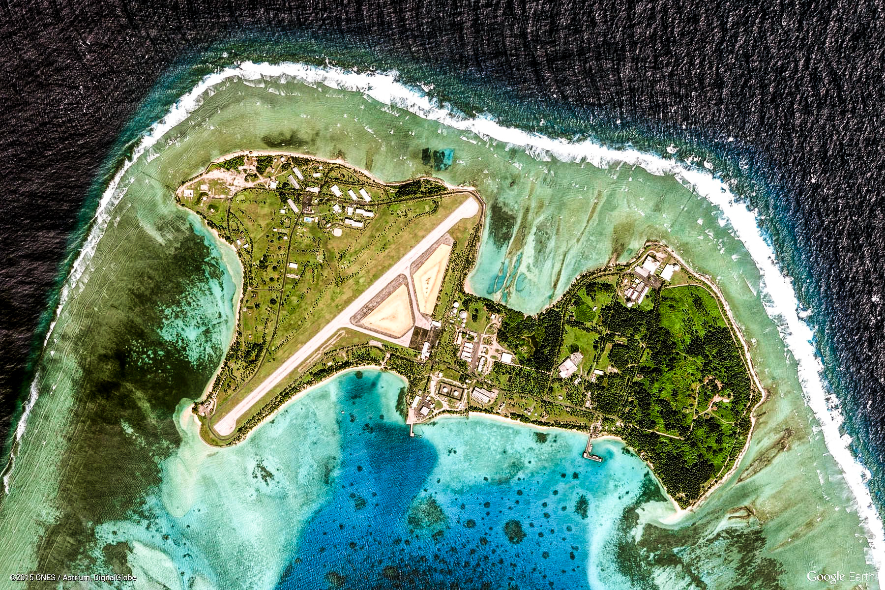 In the Marshall Islands Australia supports preparation for the impacts of severe climate and oceanographic events through the Climate and Oceans Support Program in the Pacific.